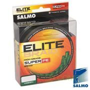 Леска плет. Salmo Elite BRAID Green 091/013